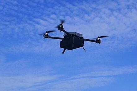 美国政府首次批准无人机送货