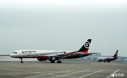 顺丰再购一架飞机,且飞机场今年也正式开建